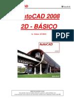 Apostila 2D AutoCAD 2008
