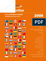 Clayton-Construction Jurisdiction in 21 Countries