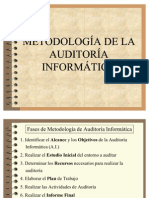 Auditoria in for Ma Tic A