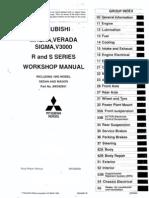 TR TS KR KS Workshop Manual 1995
