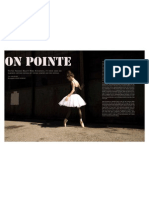 """CHAOS-- """"On pointe"""""""