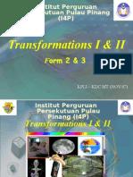 Transformation Jamil