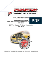 Turbo Installation