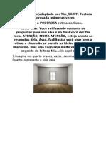 Rotina Do Cubo(Por Saint)