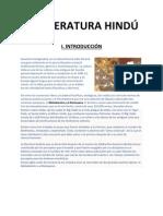 2. LITERATURA HINDÚ