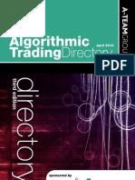Algorithmic Trading Directory 2010