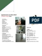 Vende-se apartamento cdhu no campo limpo 2dorms 1auto 54m2 Acesse E20 Imobiliaria e confira as fotos e video