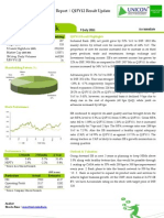 Indusind Bank Q1FY12 Result Update