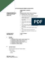 Rpp Mengoperasikan Sistem Operasi Softwar