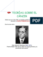 Teoria Sobre Cancer