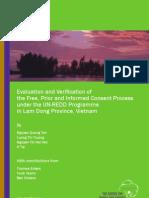Viet Nam FPIC Final Evaluation Report
