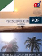 Inventario Turistico Pequeños Hoteles de El Salvador 2007-2008