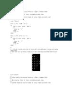 Shell Programming Examples