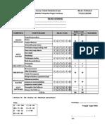 kriteria nilai TA