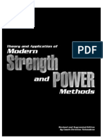 Christian Thibaudeau Theory and Application of Modern Strength and Power Methods 2004