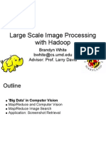 Large Scale Image Processing
