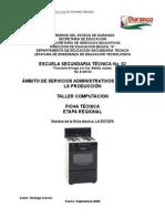 Análisis de Objeto Técnico La Estufa