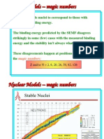 Nuclear Model Magic Numbers P235_1b