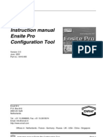 Ensite Pro Instruction Manual 2.0