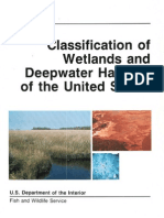 Classification Wetlands Deep Water Habitats Us