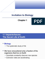 Biology Presentation Chapter 1