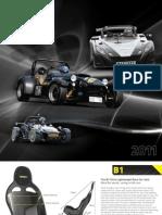 Tillett Car Seat 2011 Brochure