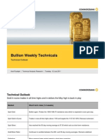 Bullion Weekly Technicals 12072011