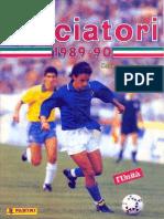 Edizioni.Panini.-.Campionato.1989.1990.-
