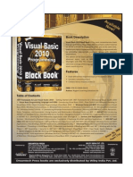 Visual Basic 2010 Programming Black Book