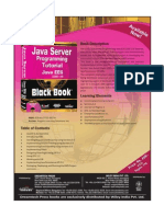 Java Server Programming Java Ee5 Black Book