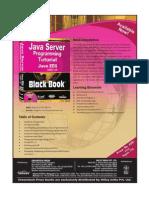 Java Server Programming Java Ee5 Black Book