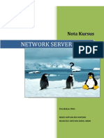 Nota Kursus Network Server Setup