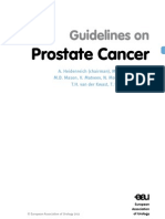 08 Prostate Cancer Guidelines