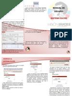 Manual Sistema Sucre
