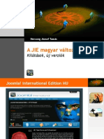 Joomla! International Edition HU