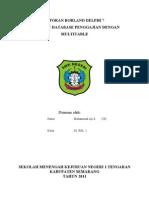 laporan delphi