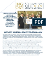 21691725 Mercer Museum Grant
