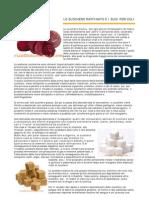 Lo Zucchero Raffinato e i Suoi Pericoli