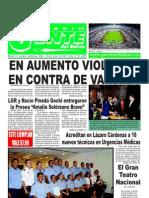 EDICIÓN 10 DE JULIO DE 2011
