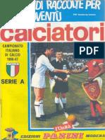 Edizioni.Panini.-.Campionato.1966.1967.-
