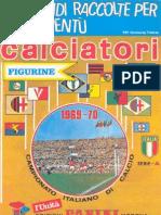 Edizioni.Panini.-.Campionato.1969.1970.-