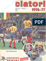 Edizioni.Panini.-.Campionato.1976.1977.-