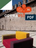 OperaEstate catalogo 2011