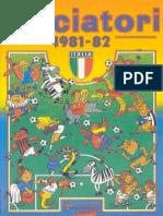Edizioni.Panini.-.Campionato.1981.1982.-