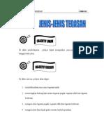Unit 10 ( JENIS - JENIS TEGASAN TANAH )