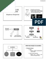 02._glicogenese_e_glicogenolise - Metabolismo Dos Nutrientes
