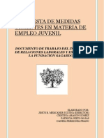 Resumen Ejecutivo Desempleo Juvenil