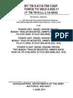 TM 9-6115-759-13P