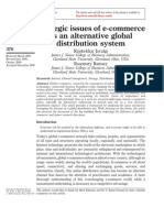 58755599 17 Strategic Issues of E Commerce as an Alternative Global Distribution System