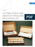 Cutting Cost & Waste